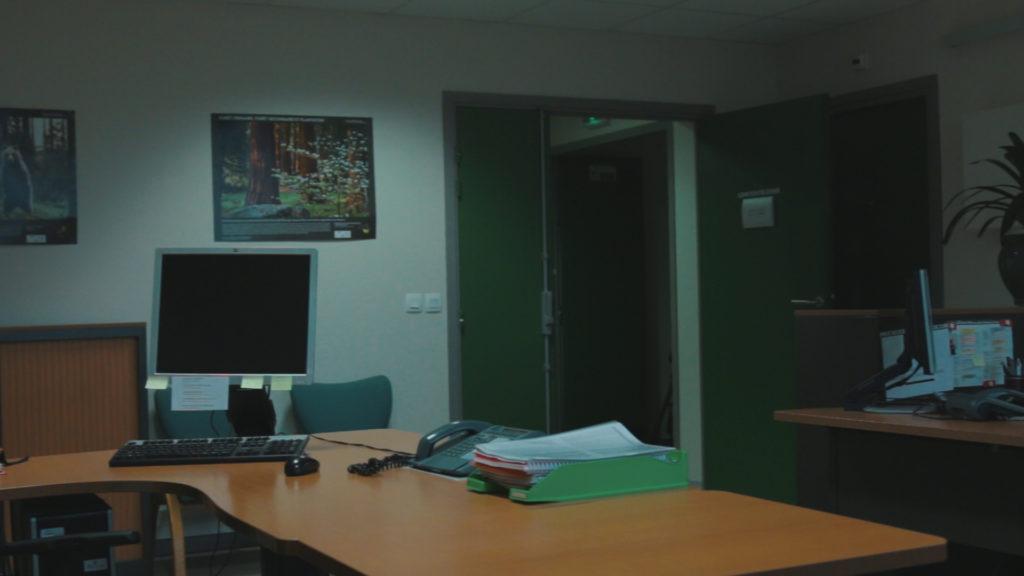 Les bureaux de l'ufa