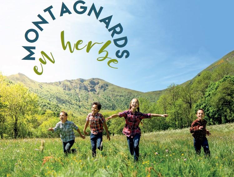 Montagnards en herbe, la marque de nos produits